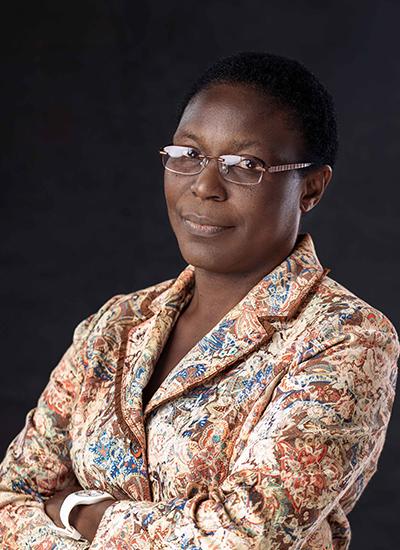 Mrs Bridget Ebunoluwa Boi