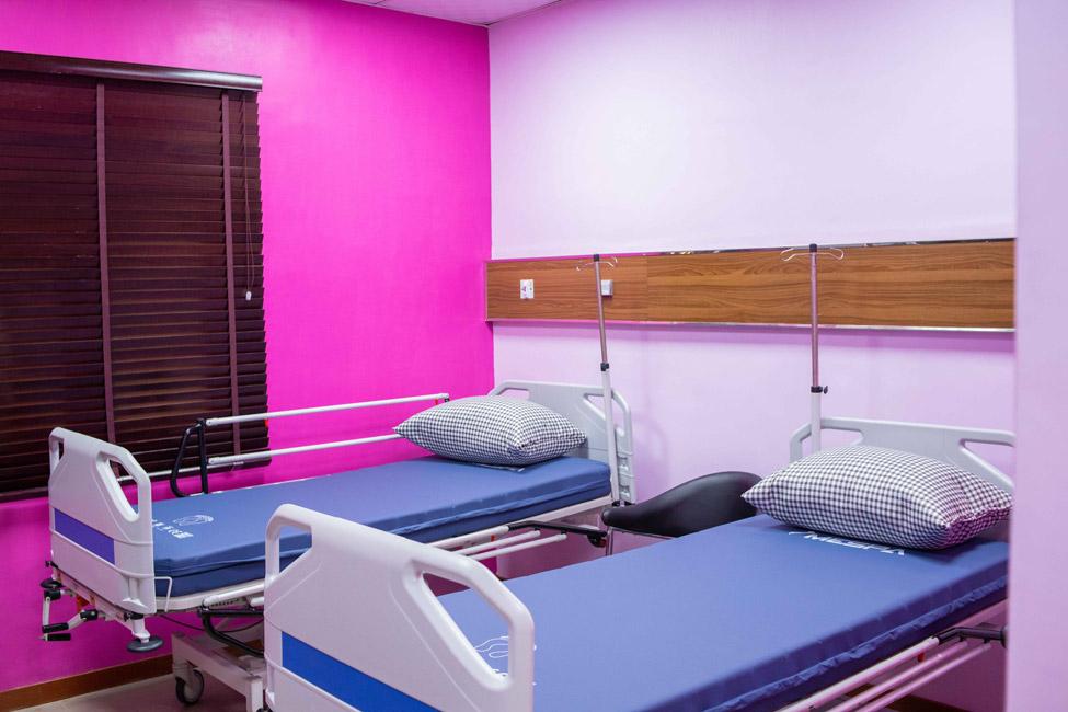 2 Bed Ward