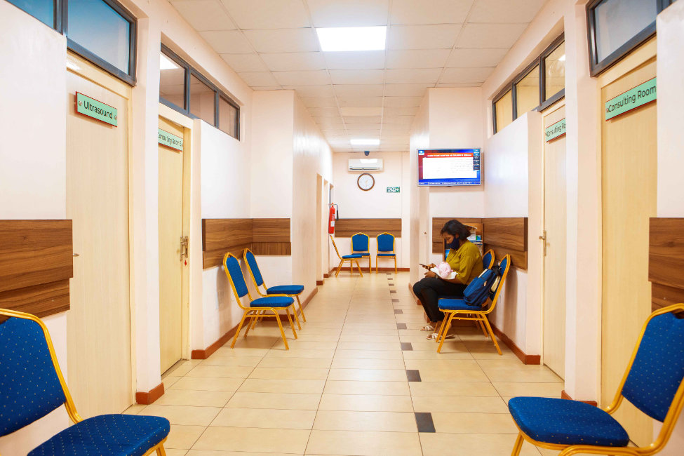 Consulting Room Waiting Area