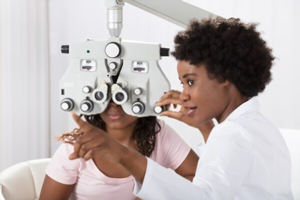 ophthalmology and eye care